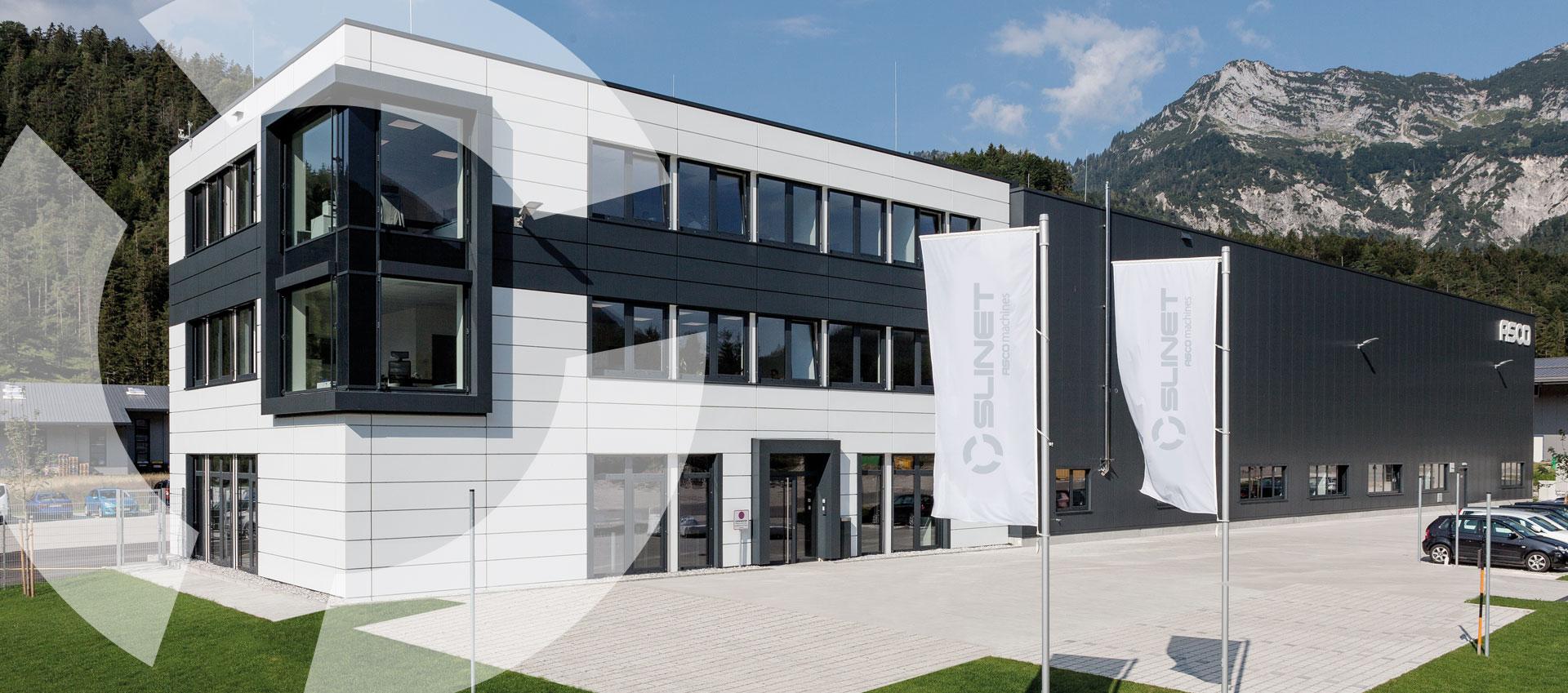 Asco Firmengebäude