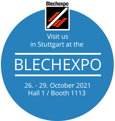 Slinet at the Blechexpo 2021